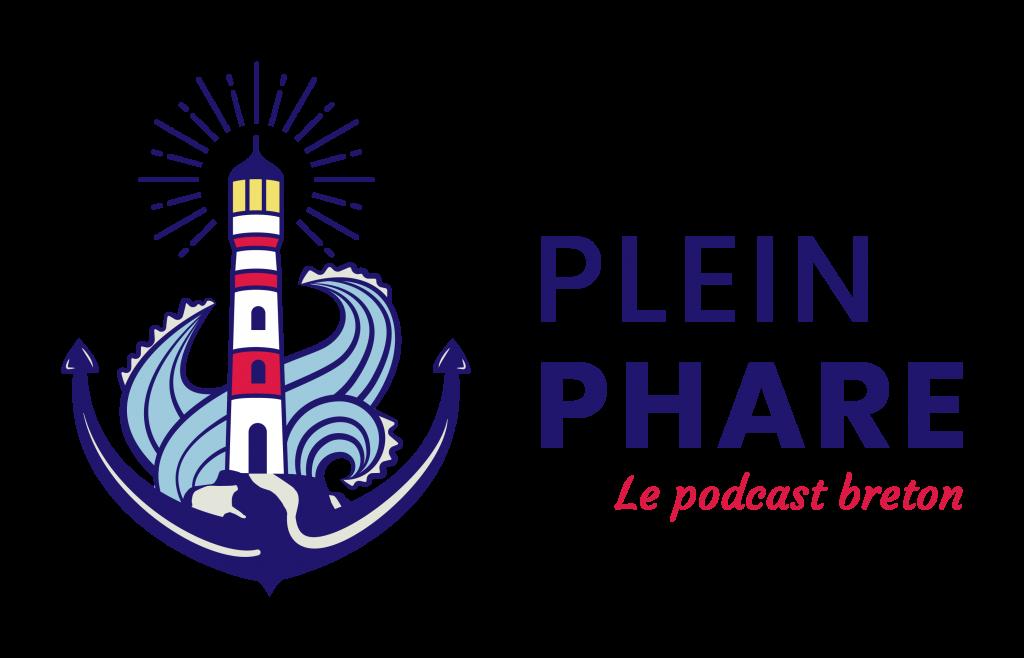 Plein Phare, le podcast breton - logo