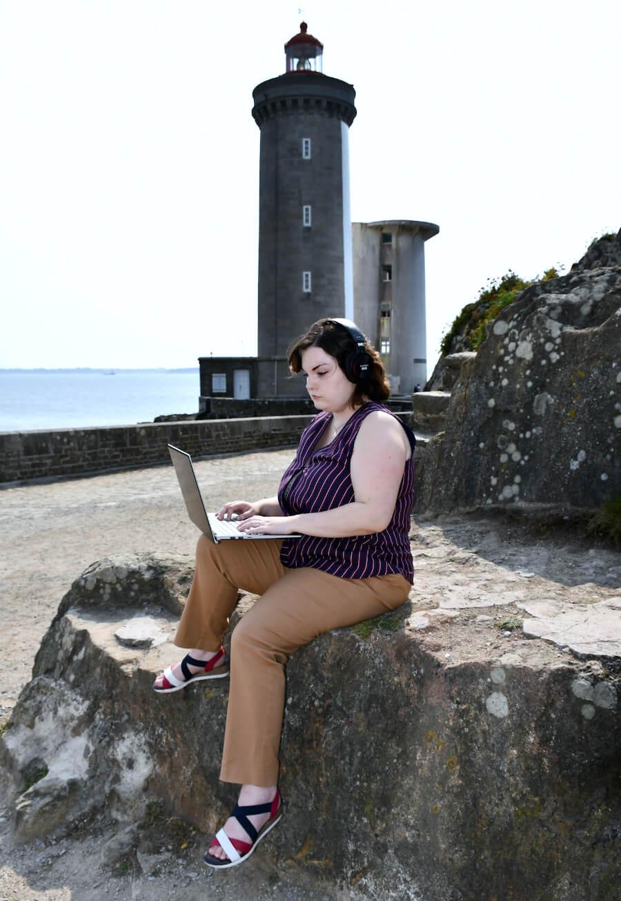 Plein Phare, le podcast breton : Mathilde Grattepanche, fondatrice
