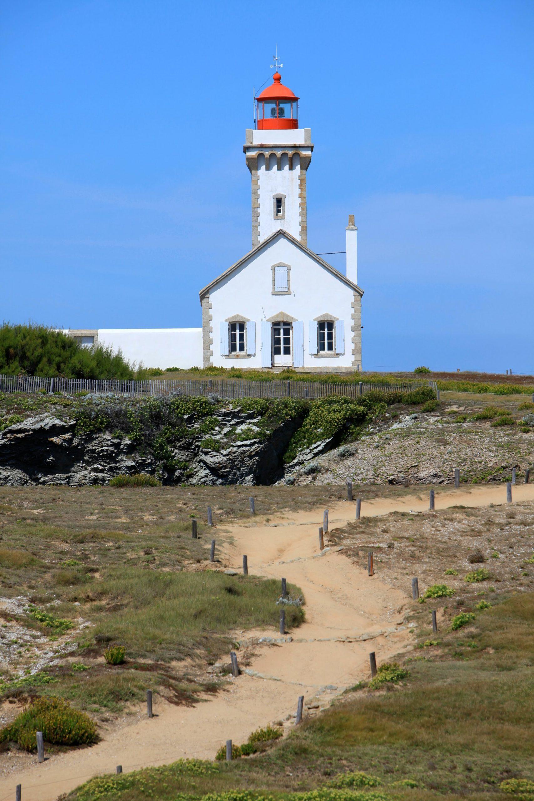 Plein Phare, le podcast breton : Phare des Poulains par Marc Schaeffner