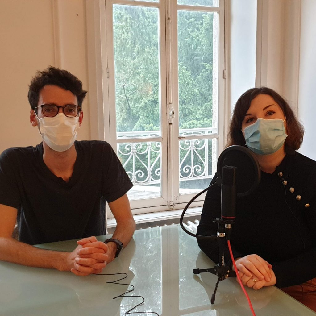 Interview de Loïz Fily, responsable des opérations de l'association .bzh et EmojiBZH - Plein Phare, le podcast breton